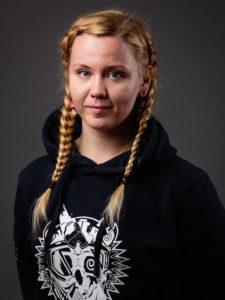 268 Jenna Savolainen, arkeologia